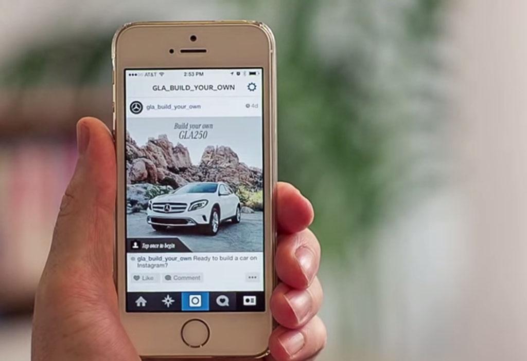 Customiza tu coche en Instagram