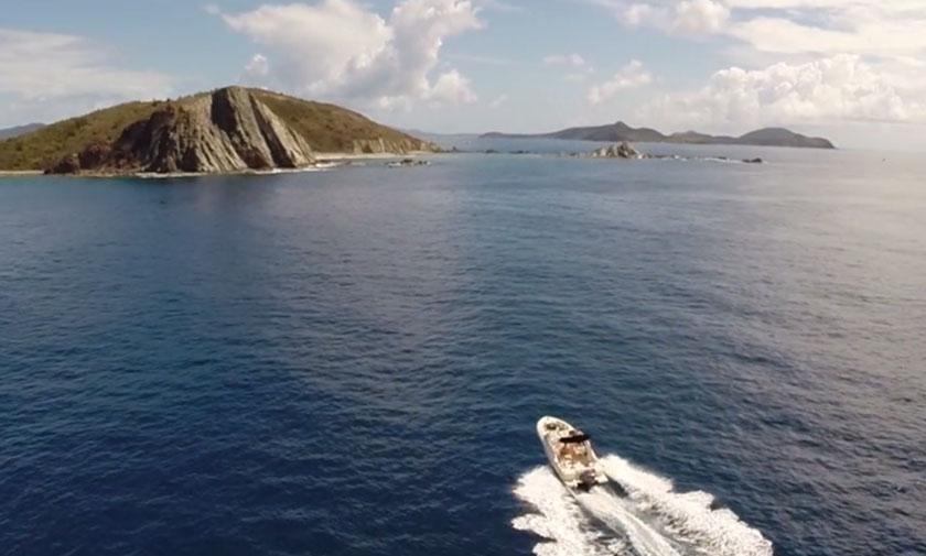 El sector turístico se rinde al drone