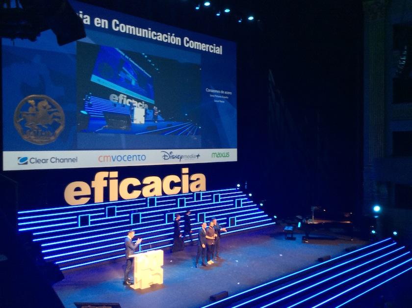 Social Noise consigue un oro en los Premios Eficacia