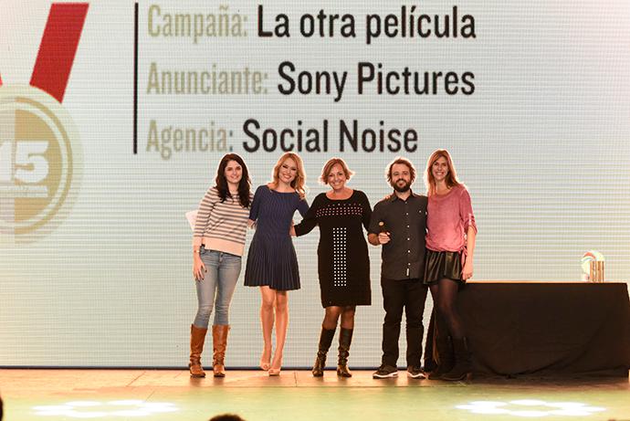 Social Noise obtiene cuatro premios en los Inspirational 2015