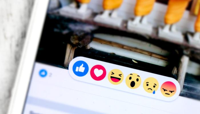 """Facebook Reactions, no todas las publicaciones son """"Me gusta"""""""