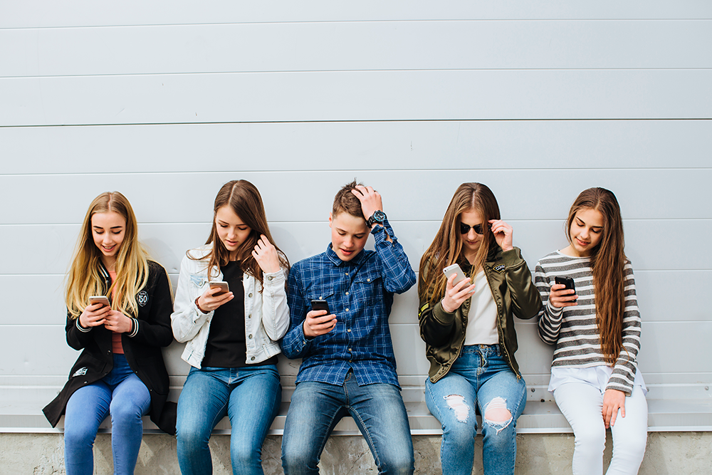 The generation Z and the television revolution
