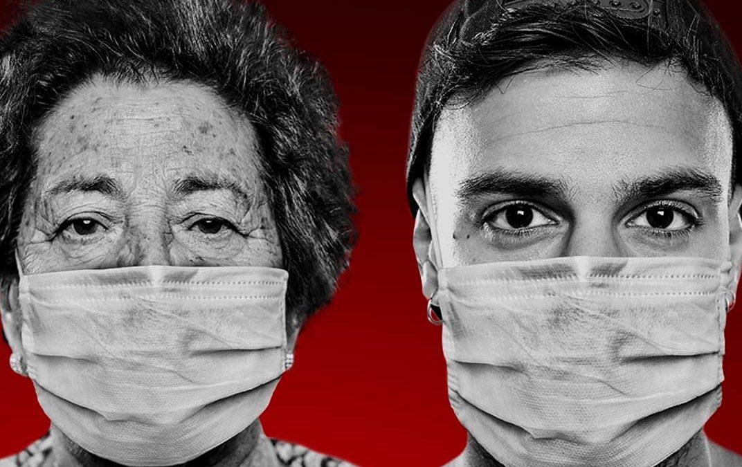 Campaña de prevención COVID 19, Comunidad de Madrid